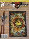 Living Nutrition cover