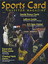 Sports Card Investor Magazine cover
