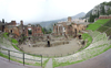 ancient Greek theater on Sicily